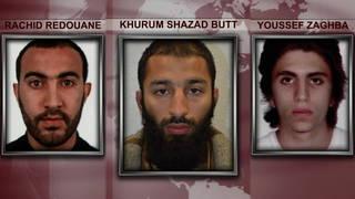 H07 terror attack suspects
