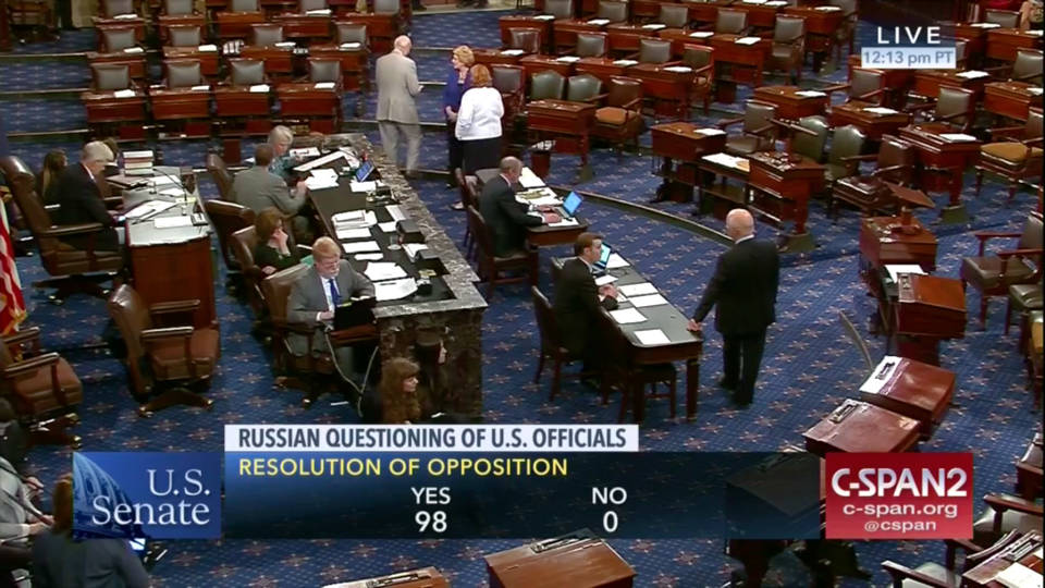 H2 russian questioning american bill