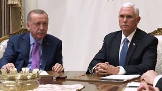 H1 us deal turkey occupation syria ethnic cleansing kurds pence erdogan ypg