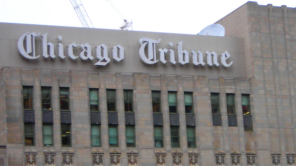 H11 chicago tribune unionizing