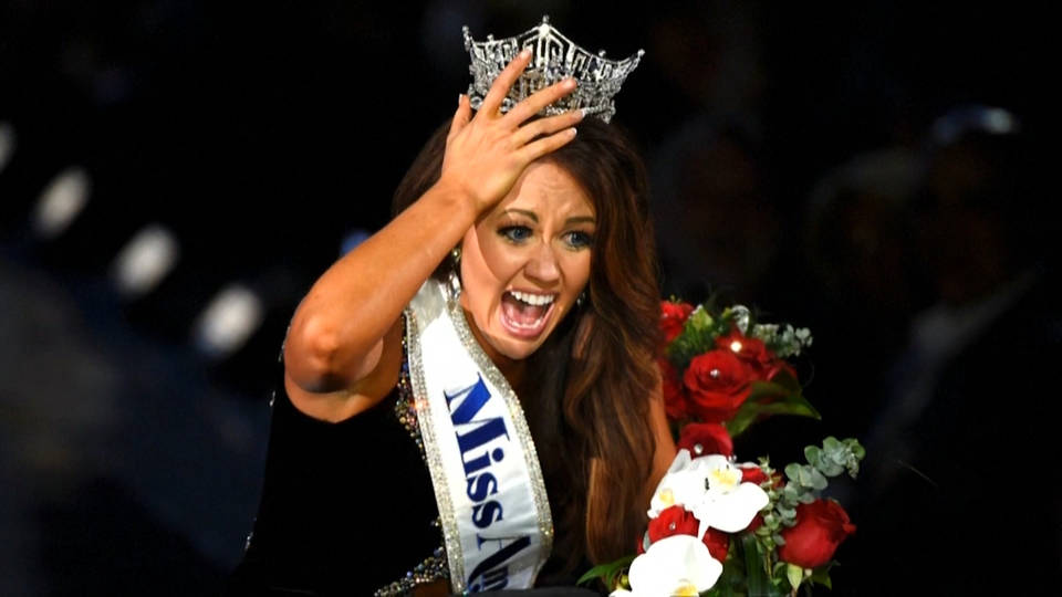 H12 miss america no longer about looks