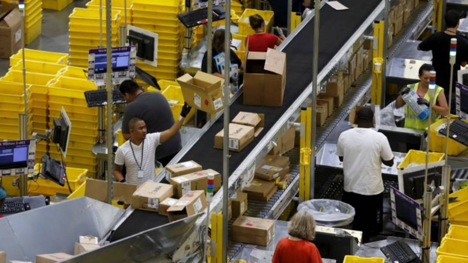 H16 amazon workers