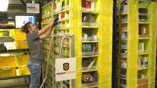 H12 amazon warehouse worker