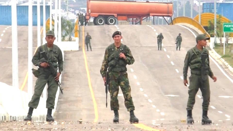 H5 venezuela military