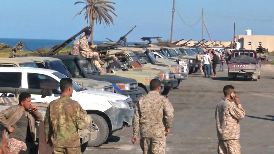H9 libya forces troops tripoli lna gna