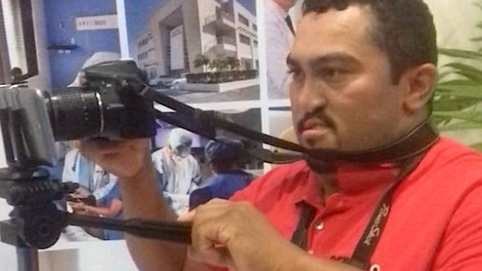 H6 mexican journalist killed playa del carmen francisco romero