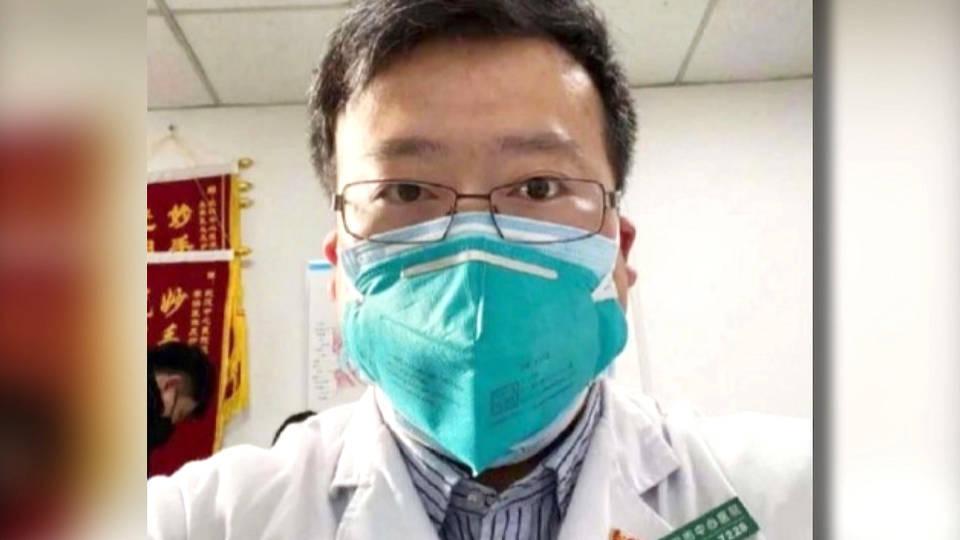 H4 chinese doctor wenliang dies coronavirus