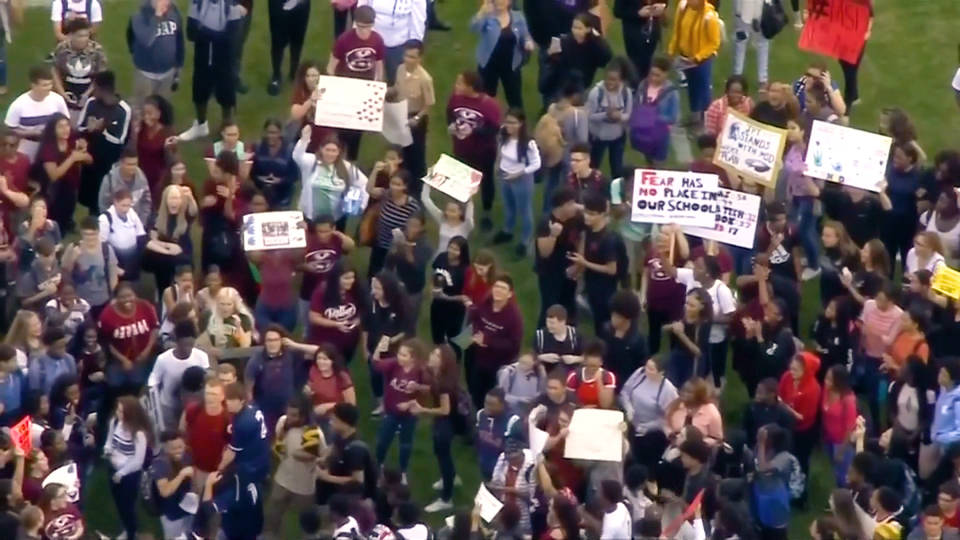 H4 administration threatens texas student walkouts