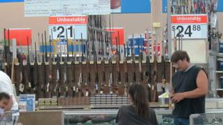 H walmart guns