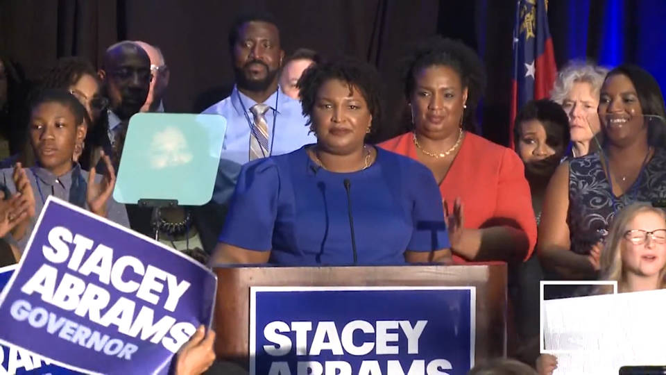 Black candidate makes history as women advance in United States  midterms