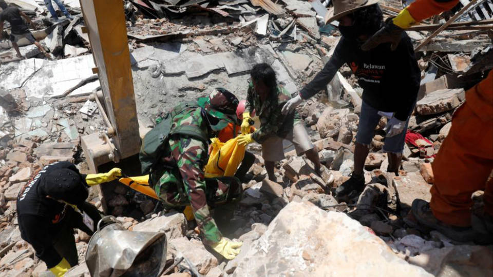 H5 haiti quake