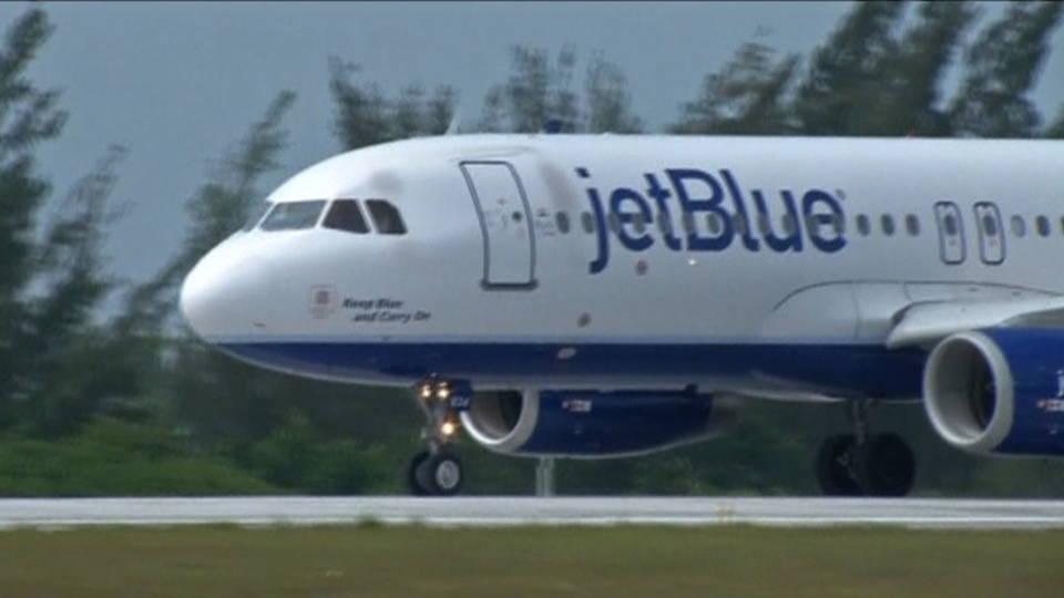 Cuba jet blue
