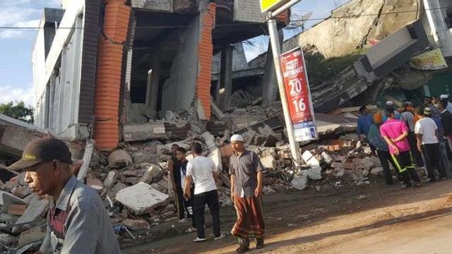 H05 indonesia earthquake