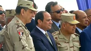 H8 egypt sisi