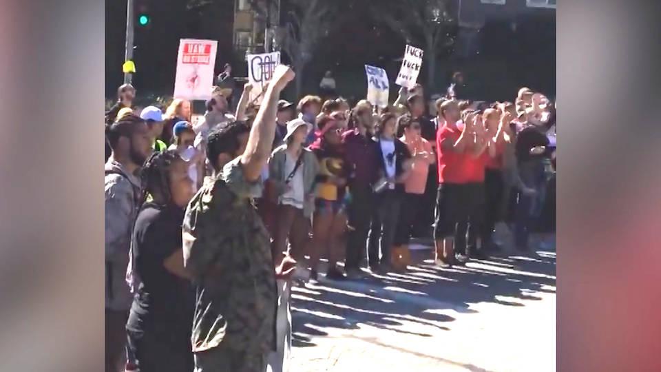 H11 university california santa cruz graduate students arrested wildcat strike living cost adjustment protests