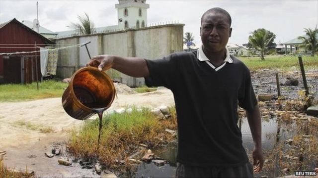 H13 oil niger delta