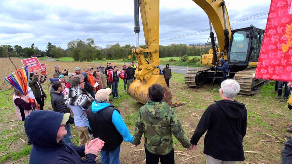 h16 lancaster pipeline protest