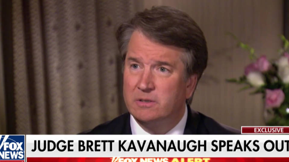 H2 kavanaugh interview fox
