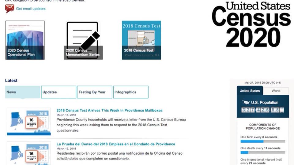 H8 2020 census