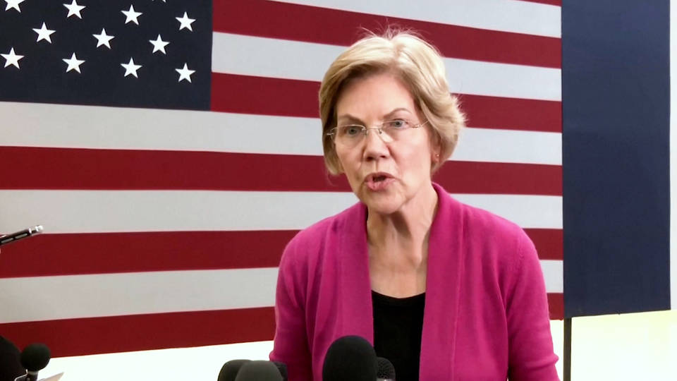H3 warren sanders said woman couldnt win 2020