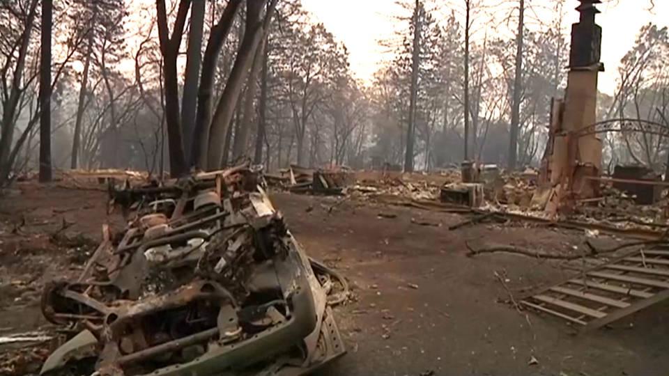 H8 norcal fires devastation