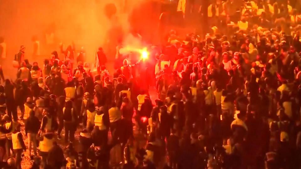 H11 france protests