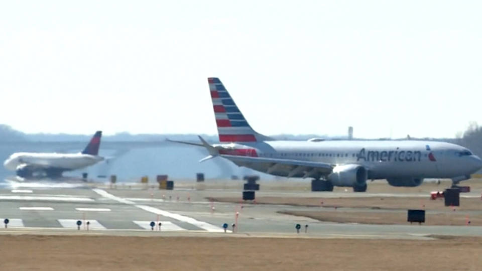 H14 american airlines flights cancelled boeing 737 max