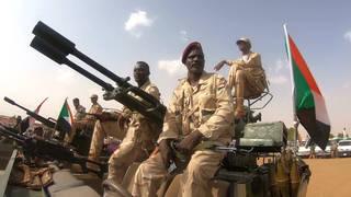 H6 sudan military power deal opposition bashir