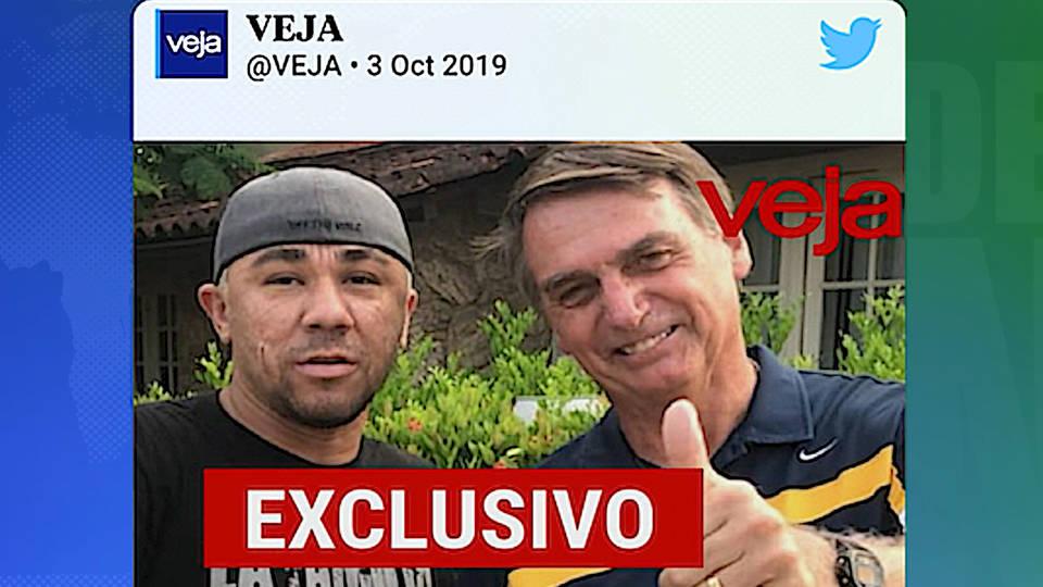 H11 bolsonaro marielle franco murder suspect josinaldo lucas freitas brazil