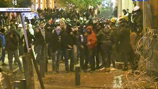 H5 protestors denounce lebanon newly formed government saad hariri hassan diab