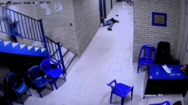 H13 quintana killed rubber bullet
