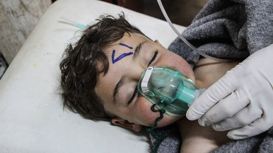 H03 syria chemical attack