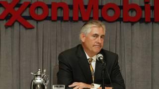 Tillerson exxon