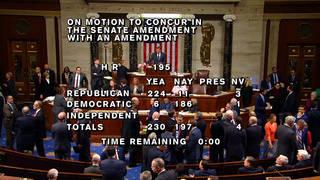 H01 house vote