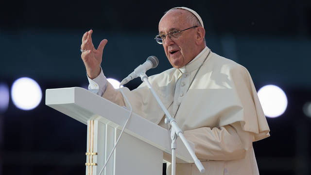 H pope francis