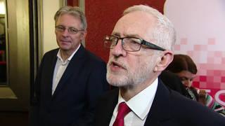 H7 uk labour party corbyn brexit boris johnson new deal britain