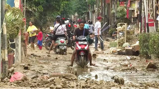 H7 death toll jakarta flooding landslides rises 63 new years eve
