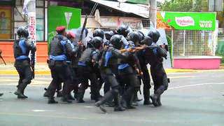 H8 iachr condemns nicuragua crackdown