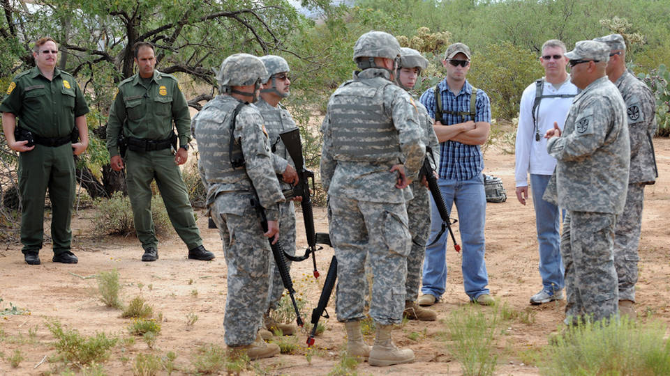 H1 governors national guard border recall