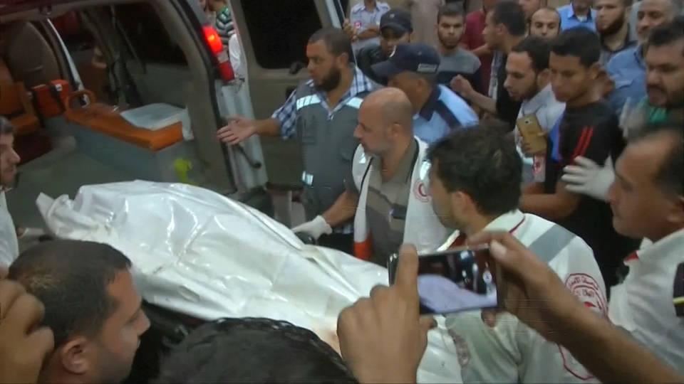 H10 isreali airstrike