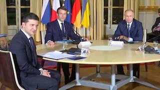 H4 russia ukraine ceasefire summit zelensky putin paris