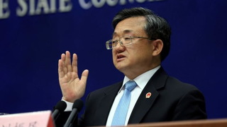 H08 liu zhenmin china climate change