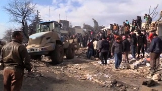 H07 syria fuel truck explosion