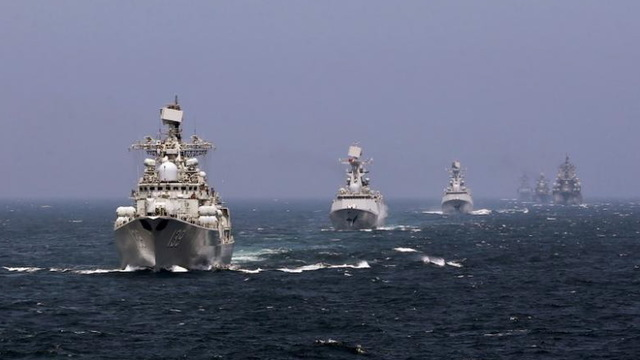 H4 chinese sea