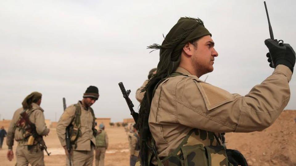 H16 turkish solider