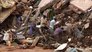 H15 landslide colombia