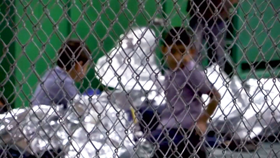 H2 parent child separation dhs ice us border camps