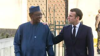 H7 france send more troops west africa rising violence sahel