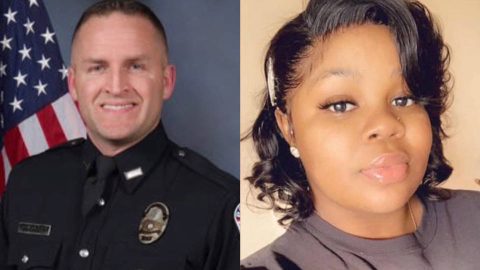 Brett Hankison, Officer Involved In Breonna Taylor Shooting Death, Fired By Louisville Police Department