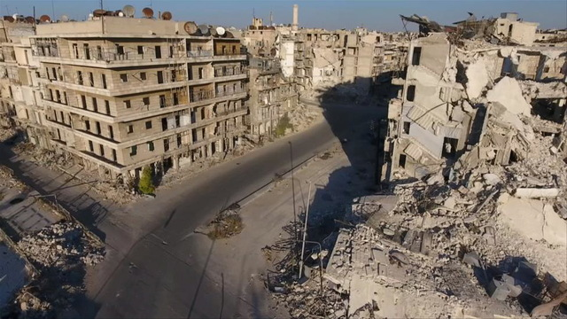 H10 syria bombing
